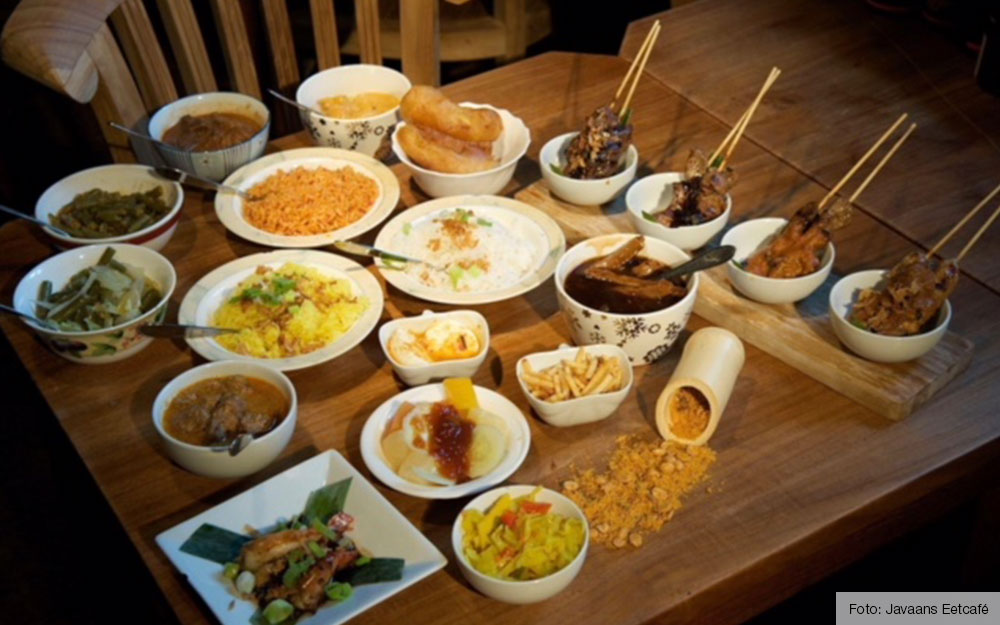beste indonesisch restaurant in nederland